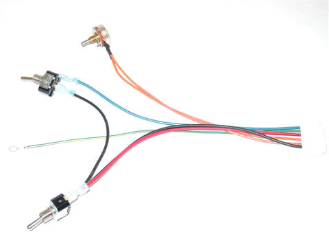 PC Wire Harness