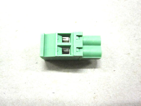 Green Connector (2 position)