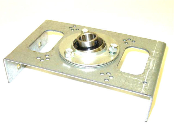 Flange Style Bearing Mount (Front)