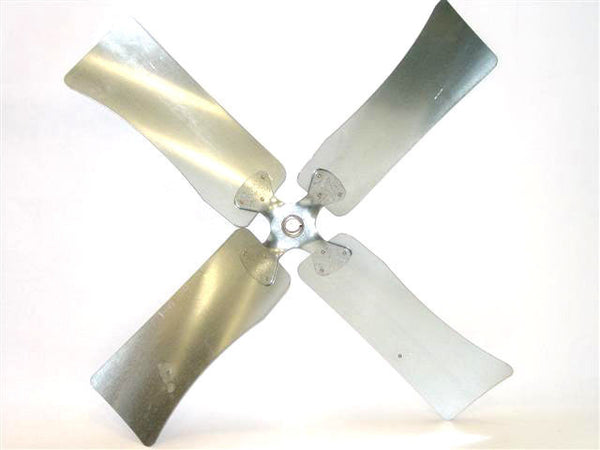 "36"" Prop- Old Style 4 Blade Galvanized"