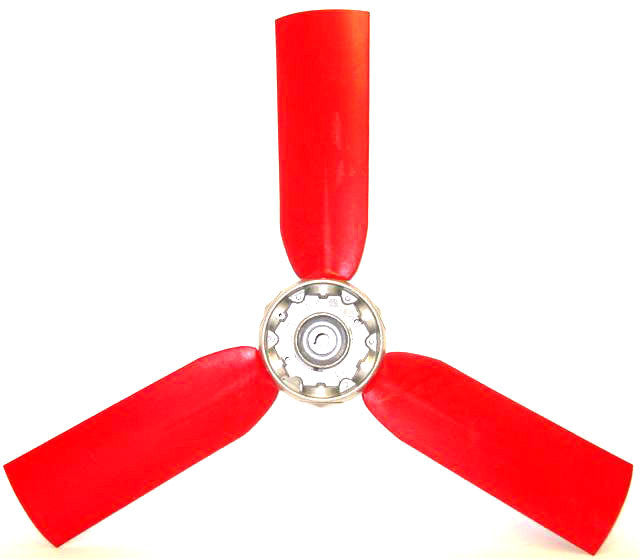 Prop/Fan Blade Variable speed (current model)