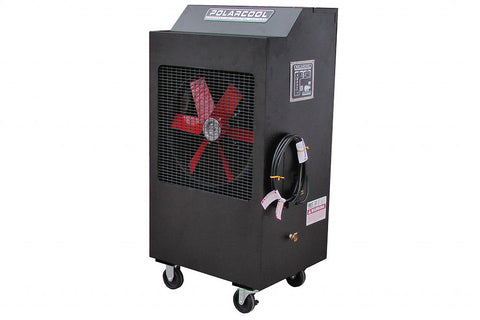 "PolarCool Fan - 18"" Direct Drive Variable Speed Powder Coated"