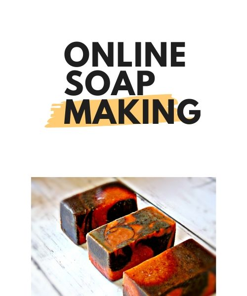 Online Soap Making Course