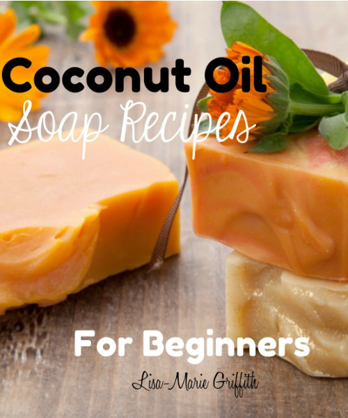 Coconut Oil Soap Recipes for Beginners-Download