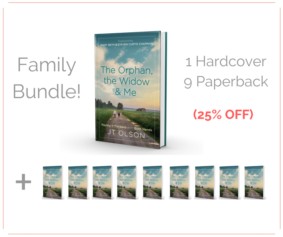 Family Bundle (10 Pack!)