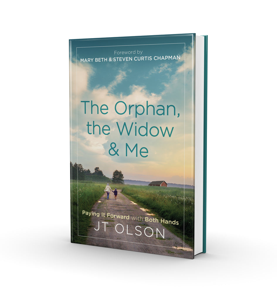 The Orphan, the Widow & Me (FREE SHIPPING!)