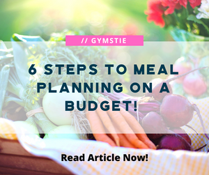 6 Steps To Meal Planning On A Budget