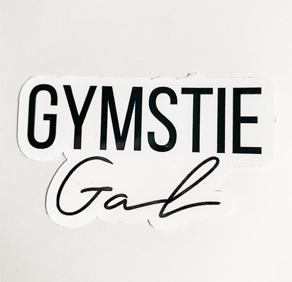 GYMSTIE Gal Sticker