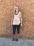 Brains Beauty Burpees Flowy Tank