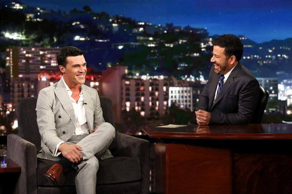 Finn Wittrock in Strong Suit on Jimmy Kimmel Live!