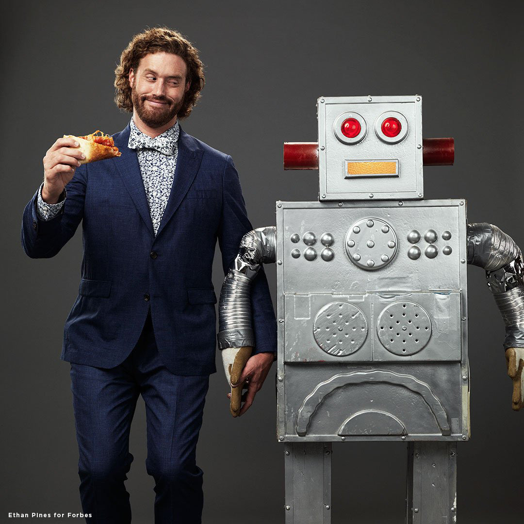 TJ Miller helps Forbes explain things.