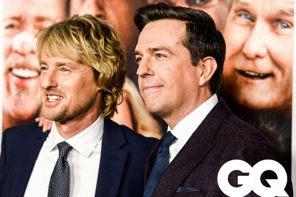 Ed Helms, in Strong Suit, Makes GQ's Best Dressed Men of the Week.