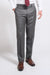 Dagger Medium Grey Trouser