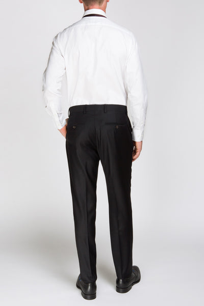 Dagger Black Trouser