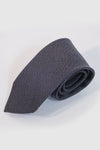 Charcoal Solid Necktie
