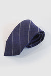 Blue Stripe Necktie