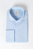 Elan Blue Mini Stripe Shirt