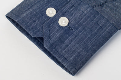 Espirit Indigo Chambray Shirt