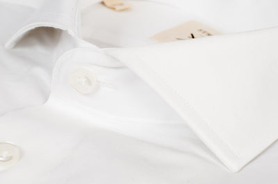 Espirit White Twill Shirt