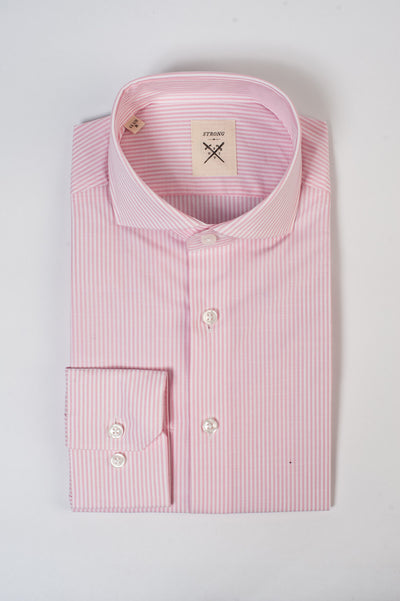 Espirit Pink Stripe Shirt