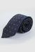 Navy with Deco Necktie