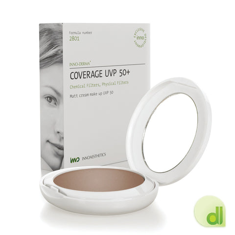 Coverage UVP 50+ Matte Cream Make Up