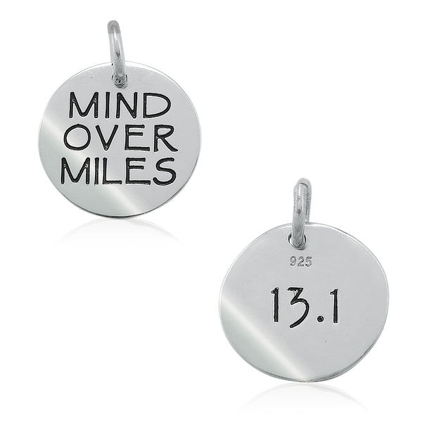 13.1 Mind Over Miles Double-Sided Charm