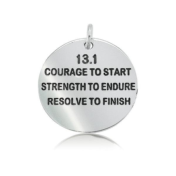 13.1 Courage To Start Pendant