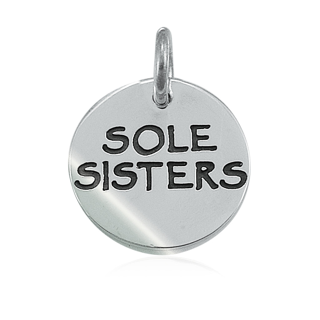 Sole Sisters Charm