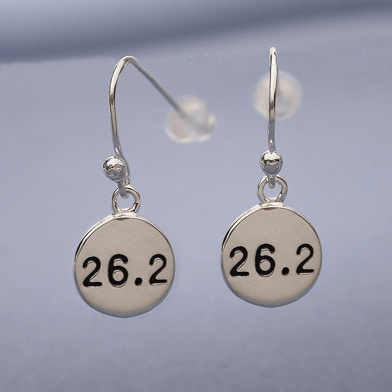 26.2 Small Round Earrings
