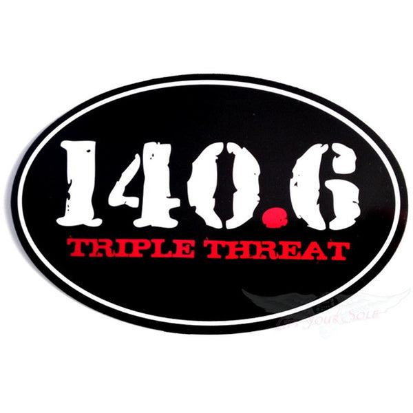 140.6 Triple Threat Magnet