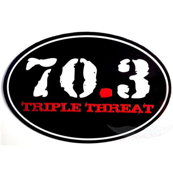 70.3 Triple Threat Magnet