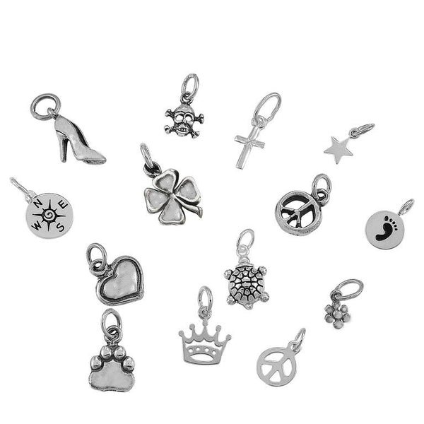 Add-On Charms Symbols and Shapes