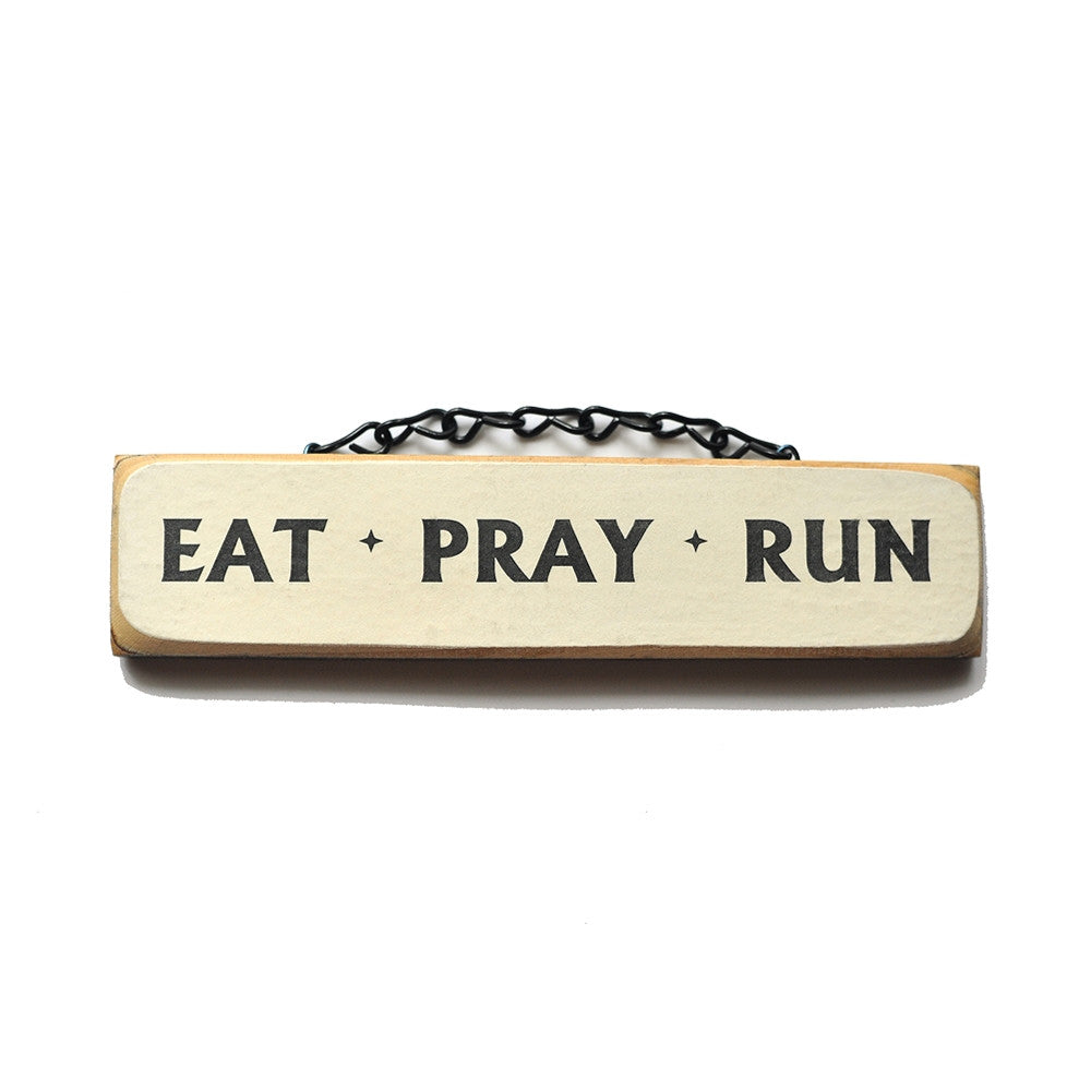 Eat.Pray.Run