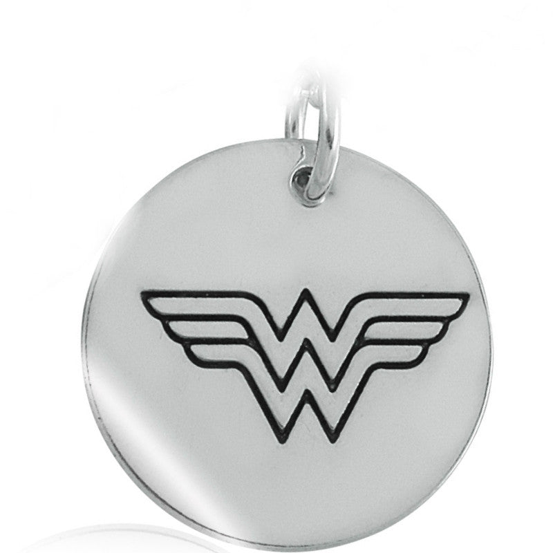 Wonder Woman Logo Charm