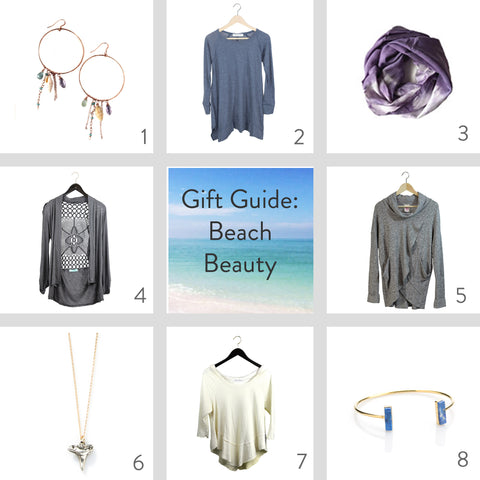 Beach Babe Gift Guide