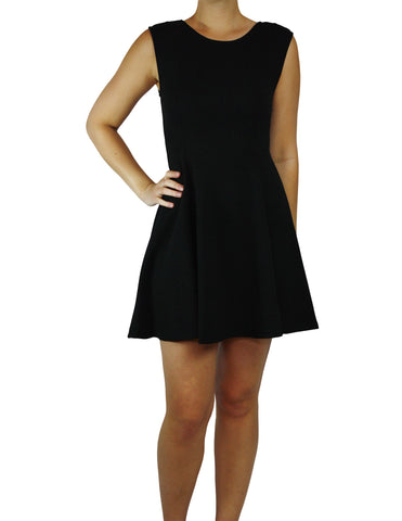 Ethical Fashion / Black Audrey Dress