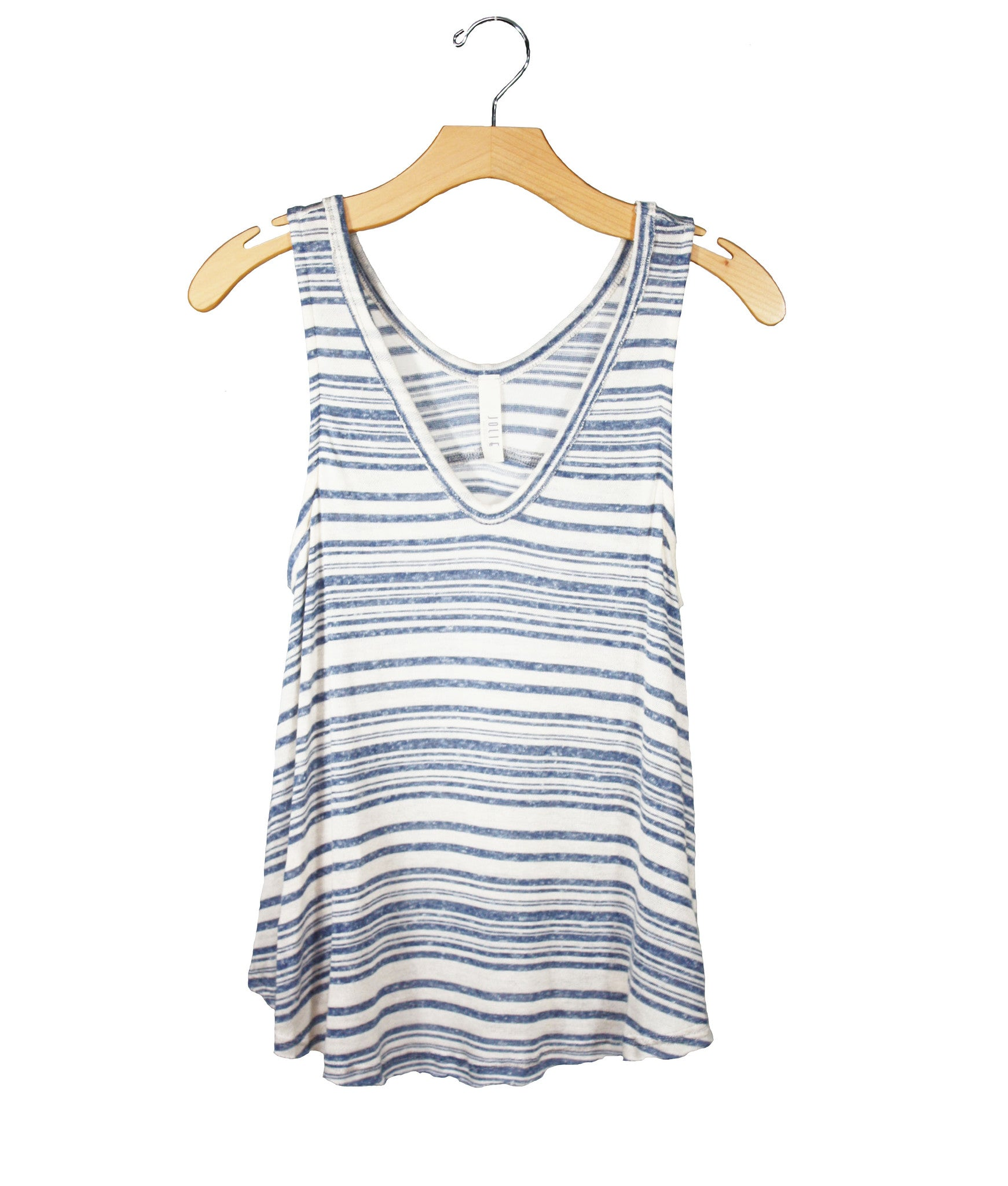 Beach Stripe Tank / Ethical Fashion
