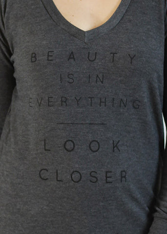 Beauty is in Everything | Look Closer
