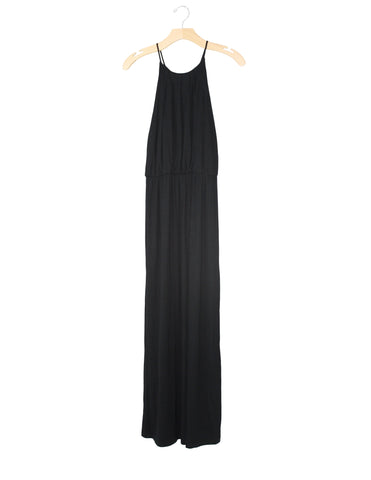 Best Black Maxi Dress / Ethical Fashion