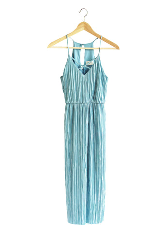 Ice Blue Shimmer Dress | Made in America