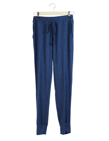 Navy Lounge Pants / Ethical Fashion