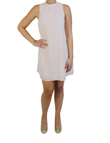 Blush Swing Dress Front  / Ethical Fashion