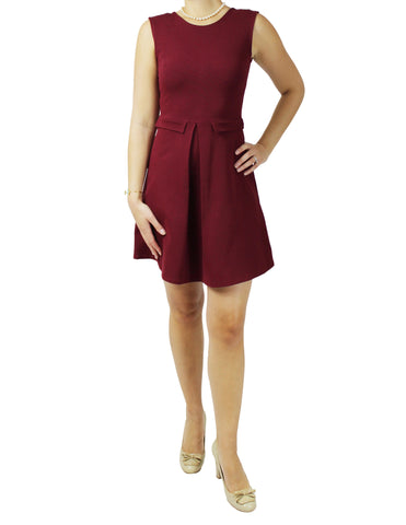Cranberry Dress (Front) / Ethical Fashion