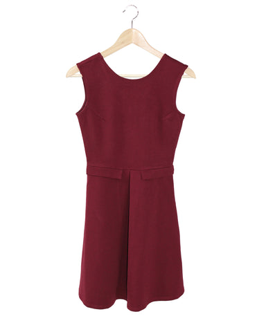 Cranberry Dress / Ethical Fashion