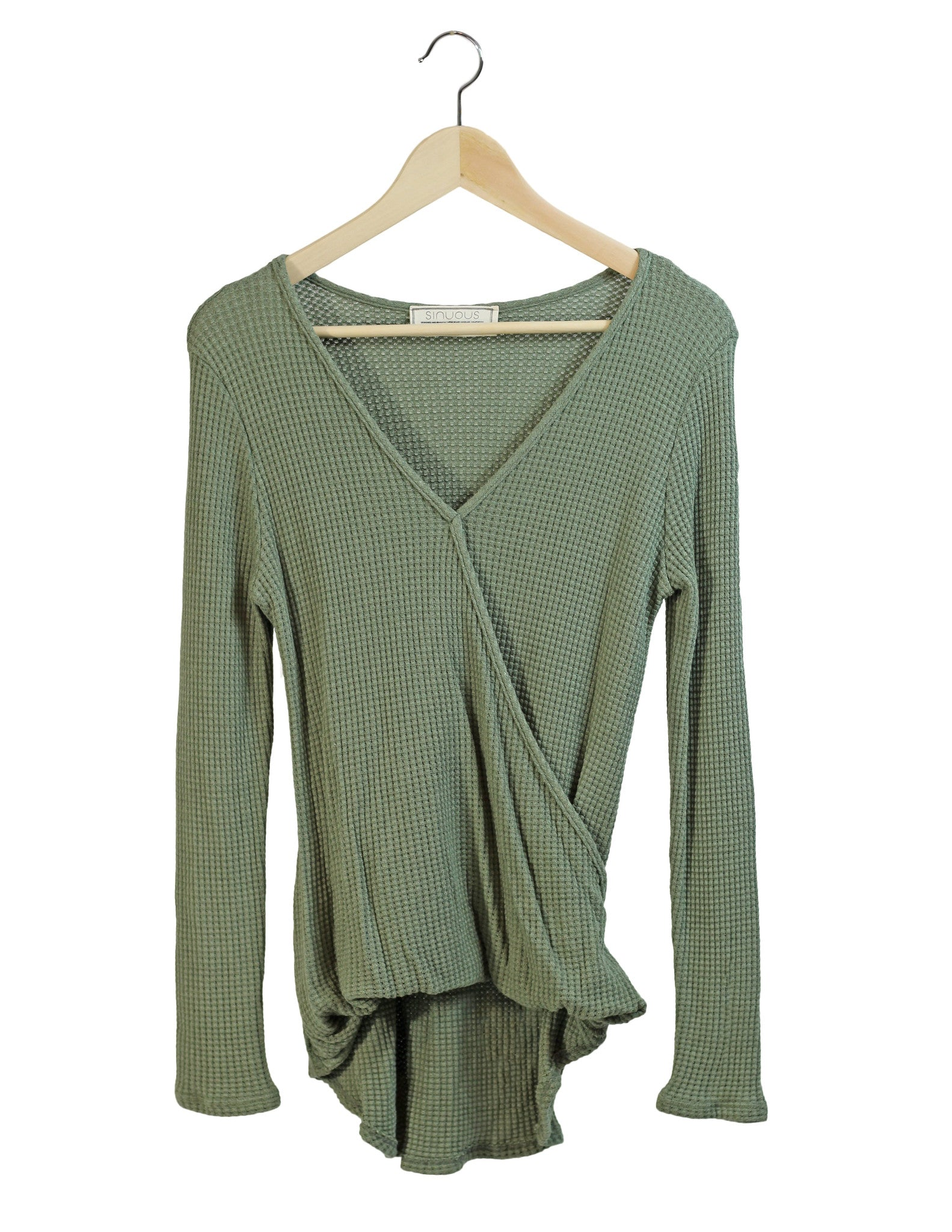 Ivy Thermal Infinity Top / Ethical Fashion