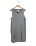 Grey Knit Tank Dress / Ethical Fashion