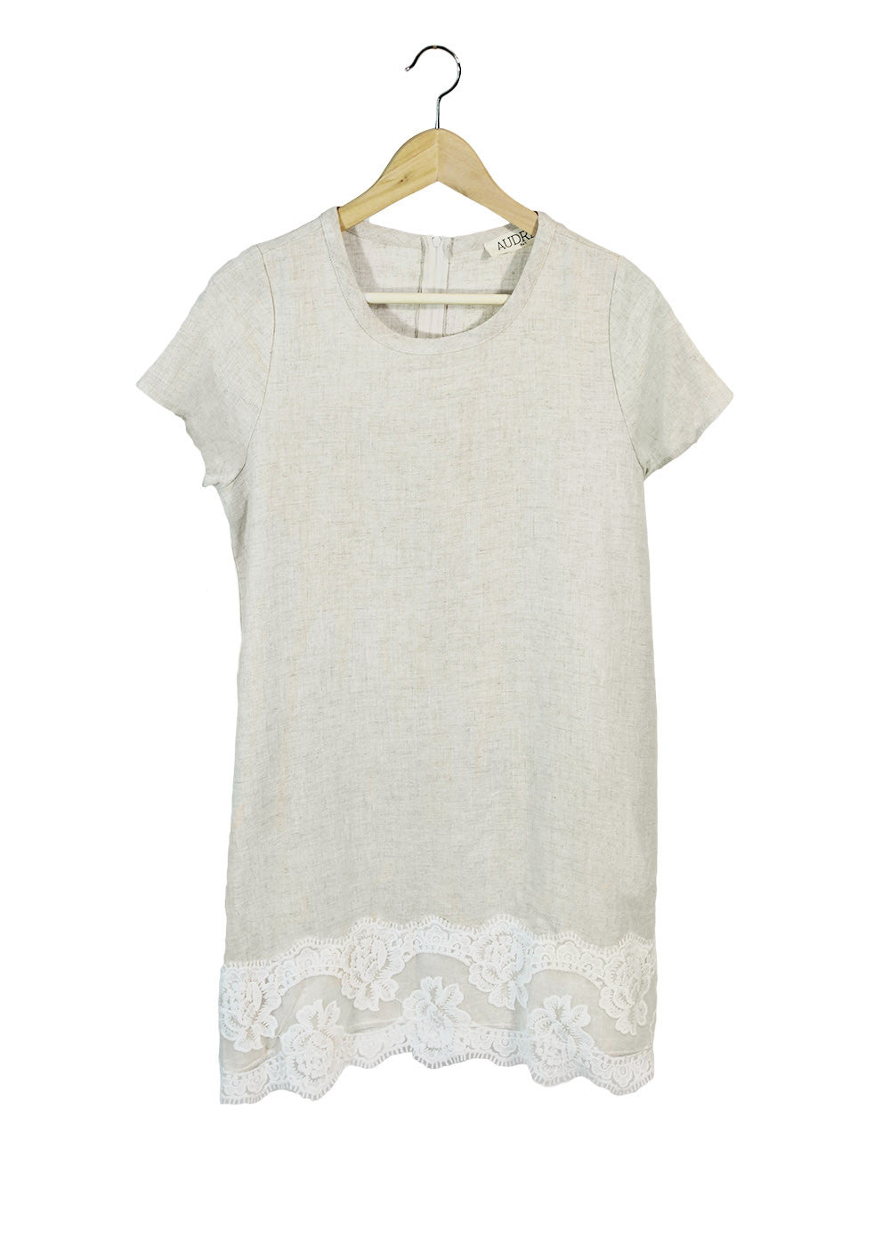 Linen Lace Dress | Made in America