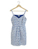 Fair Trade Blue Print Dress