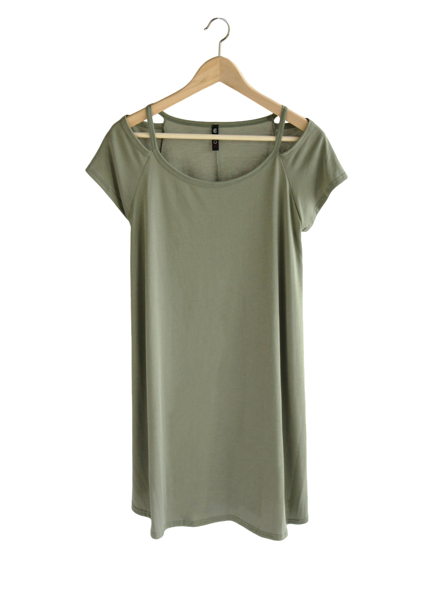 Olive Sundress | Made in America | Ethical Fashion